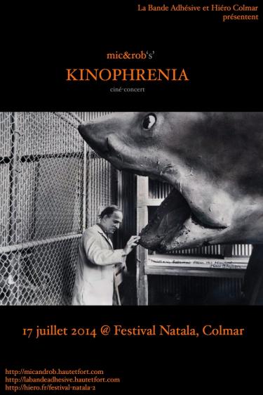 kinophrenia, mic&rob