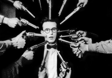 ciné-concert, mic&rob, buster keaton, Hal roach, charley bowers
